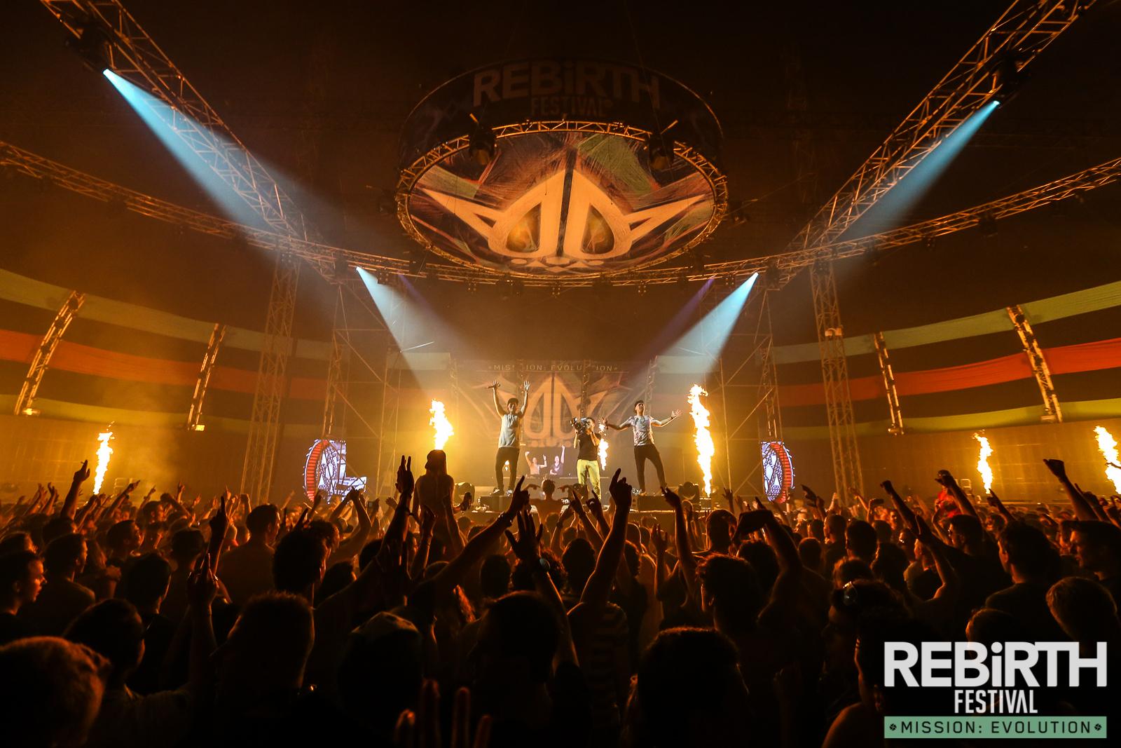 Ran-D Rebirth Festival 2014